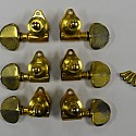 Gold Patent Pending Grover Tuners