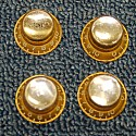 1965 Gibson Bonnet Knobs