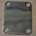 Jazz/ Precision Bass Reissue Neck Plate