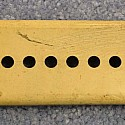 59 Gibson Dog Eared Single Pickup Cover