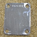 Vintage Reissue Jazz/ P Bass Neck Plate