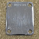 Jazz Bass/ P Bass Neck Plate