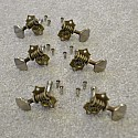 Open Geared Grover Tuning Machines