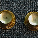 1960's Gibson No Lip Knobs