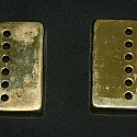 1970's Les Paul Custom Pickup Covers