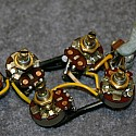 1964 Gibson Custom Complete Wiring Harness