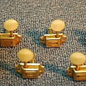 No-line single gold tuners