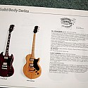 75th Anniversary Gibson Guitar Catalog