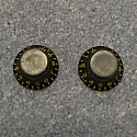 1955-59 Gibson Les Paul Special Knobs