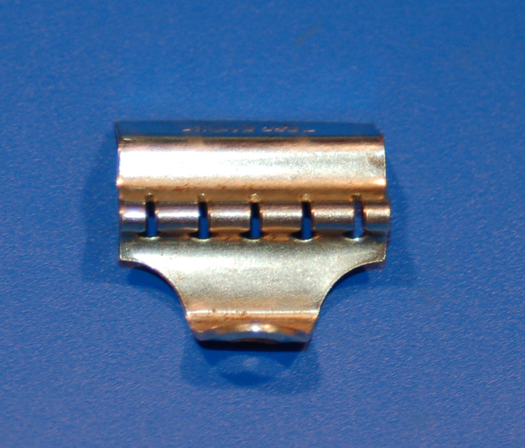 Bell Brand Banjo Tailpiece : Bridges and Trems : Miscellaneous