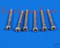 1955 Fender Stratocaster Bridge Screws