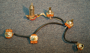 phpW94Mq3 electronics gibson electric wiring assemblies rare guitar gibson es 335 wiring harness at crackthecode.co