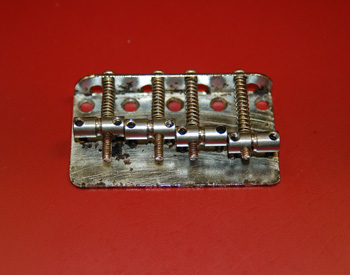 P-Bass Bridge