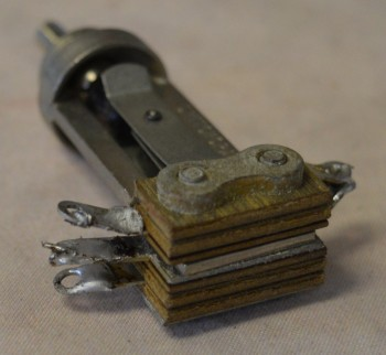 1957 Switch for Les Paul - ID: 2694