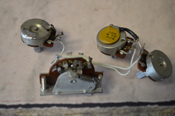 Stratocaster Wiring Harness - ID: 2691