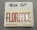 Peter Florance TE56 Pickup Set  -  Cat No:   -  Click To Order  -  ID: 2804