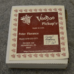 2010 Voodoo Peter Florence Sweet Modern ST Set for the Stratocaster  -  Cat No:   -  Click To Order  -  ID: 2867