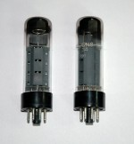 Siemens EL34 Power Tubes  -  Cat No:   -  Click To Order  -  ID: 2040