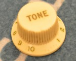 1958 Fender Tone Knob  -  Cat No:   -  Click To Order  -  ID: 2572