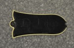 1975 Truss Rod Cover for Les Paul Deluxe  -  Cat No:   -  Click To Order  -  ID: 2830