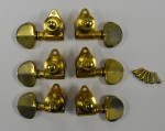 Gold Patent Pending Grover Tuners  -  Cat No:   -  Click To Order  -  ID: 2218