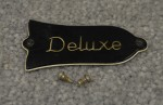 1972 Truss Rod Cover for Les Paul Deluxe  -  Cat No:   -  Click To Order  -  ID: 2819