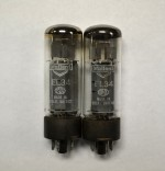 Mullard EL34 Tube Set  -  Cat No:   -  Click To Order  -  ID: 2167