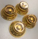 '58-'60 Gibson Burst Knobs  -  Cat No:   -  Click To Order  -  ID: 2654