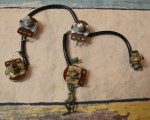 Vintage Original Wiring Harness  -  Cat No:   -  Click To Order  -  ID: 2690