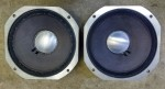 2 JBL E110-8 Speakers  -  Cat No:   -  Click To Order  -  ID: 2610