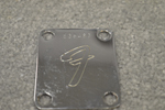 1974 Fender Neck Plate For Jazz / P.Bass  -  Cat No:   -  Click To Order  -  ID: 2856