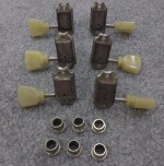 1956-1958 Kluson Tuners  -  Cat No:   -  Click To Order  -  ID: 2689