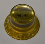 1962 Bonnet Reflector Volume Knob  -  Cat No:   -  Click To Order  -  ID: 2266