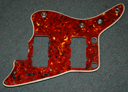 1962 Fender Tortoise Pickguard & Pots  -  Cat No:   -  Click To Order  -  ID: 1303