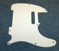 Telecaster Pickguard  -  Cat No:   -  Click To Order  -  ID: 1786