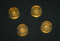 Gold Speed Knobs  -  Cat No:   -  Click To Order  -  ID: 1925