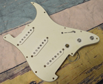 Loaded Stratocaster Pickguard  -  Cat No:   -  Click To Order  -  ID: 2780