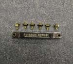 Vintage 1965 Gibson ABR-1 Guitar Bridge  -  Cat No:   -  Click To Order  -  ID: 2355