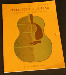 Steel String Guitar book  -  Cat No:   -  Click To Order  -  ID: 771