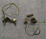 Vintage '53 Gibson LP Wiring Harness  -  Cat No:   -  Click To Order  -  ID: 2348