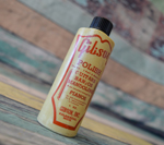 Vintage Gibson Instrument Polish Bottle  -  Cat No:   -  Click To Order  -  ID: 2686