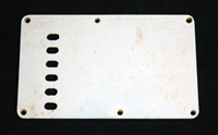 Stratocaster Backplate  -  Cat No:   -  Click To Order  -  ID: 1965