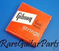 1960's Gibson MANDOLIN String Box Set  -  Cat No:   -  Click To Order  -  ID: 502