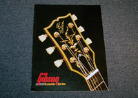 Gibson Acoustic Series Catalog  -  Cat No:   -  Click To Order  -  ID: 1742