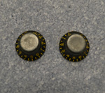 1955-59 Gibson Les Paul Special Knobs  -  Cat No:   -  Click To Order  -  ID: 2381