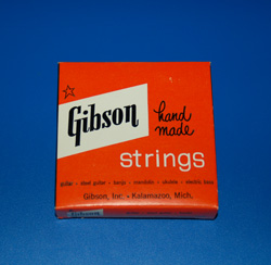 1959 Gibson Strings  -  Cat No:   -  Click To Order  -  ID: 630
