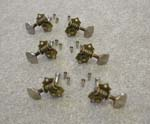 Open Geared Grover Tuning Machines  -  Cat No:   -  Click To Order  -  ID: 2360