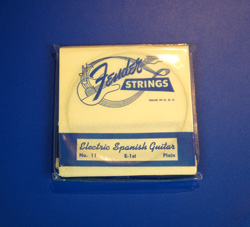 1959 Electric Spanish Guitar String Pack  -  Cat No:   -  Click To Order  -  ID: 684