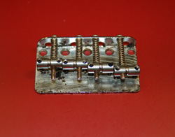 P-Bass Bridge  -  Cat No:   -  Click To Order  -  ID: 746