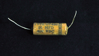 Grey Tiger Capacitor  -  Cat No:   -  Click To Order  -  ID: 1868